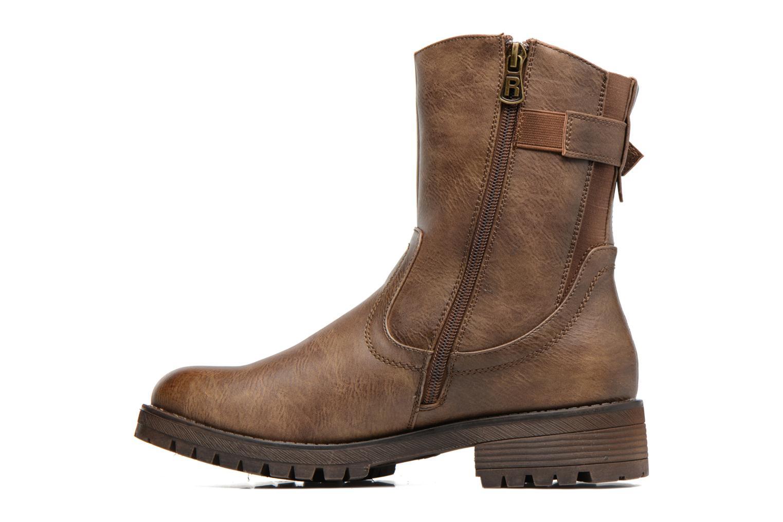 Bottines et boots Refresh Burdas Marron vue face