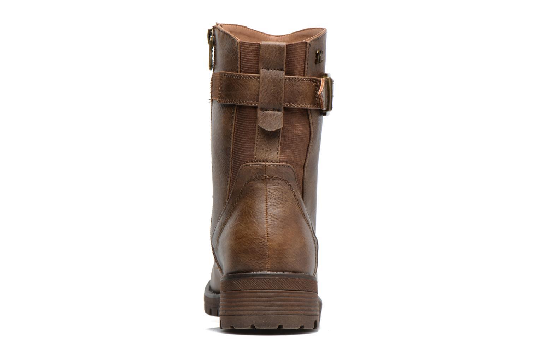 Bottines et boots Refresh Burdas Marron vue droite