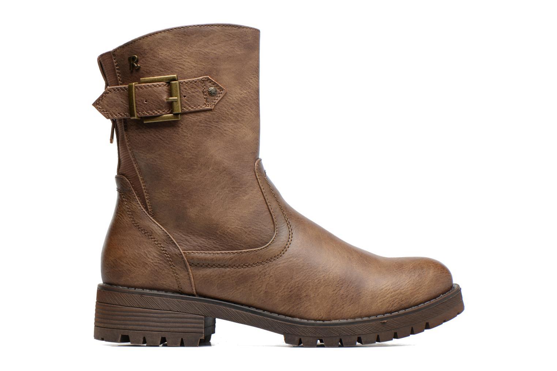 Bottines et boots Refresh Burdas Marron vue derrière