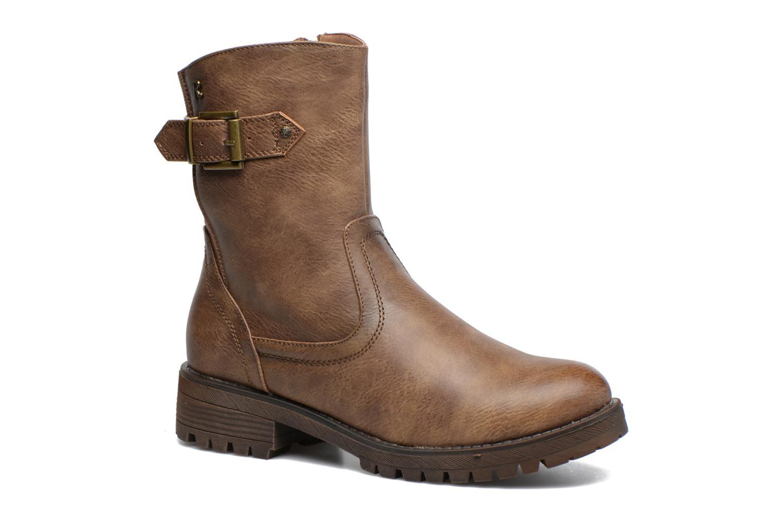 Bottines et boots Refresh Burdas Marron vue détail/paire