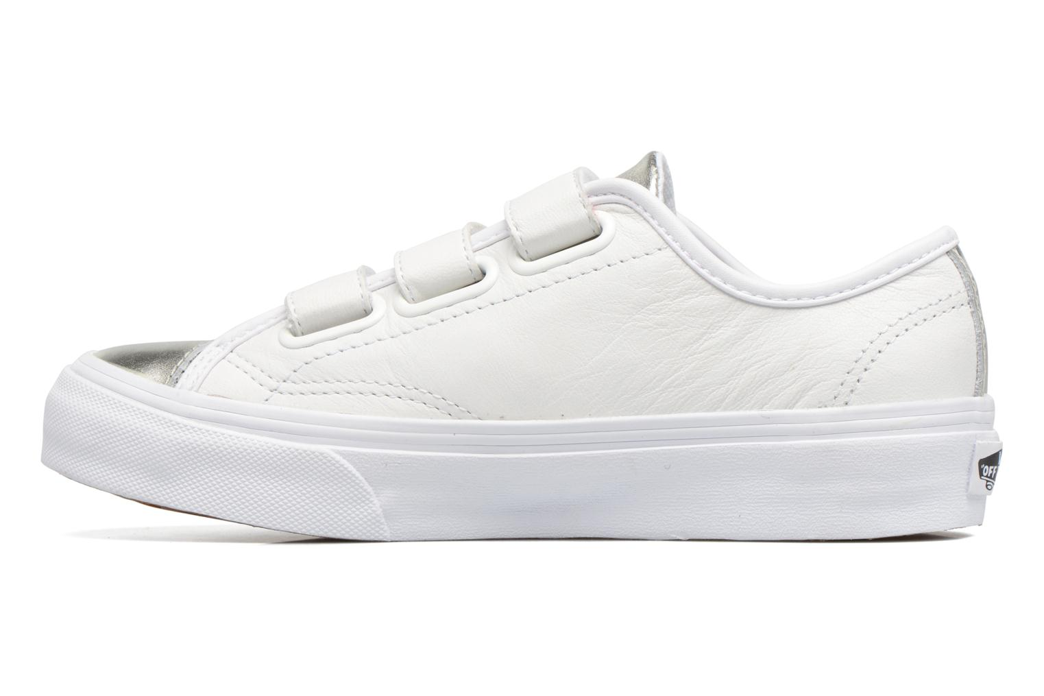 Baskets Vans Prison Issue 2 E Blanc vue face