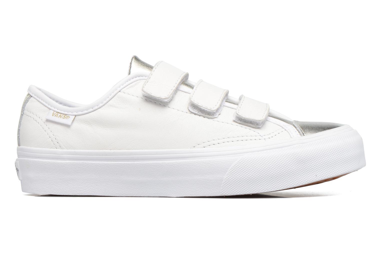 Baskets Vans Prison Issue 2 E Blanc vue derrière