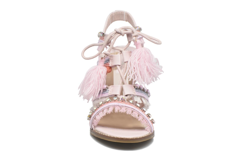 Sandales et nu-pieds Dorothy Perkins Selfie Multicolore vue portées chaussures
