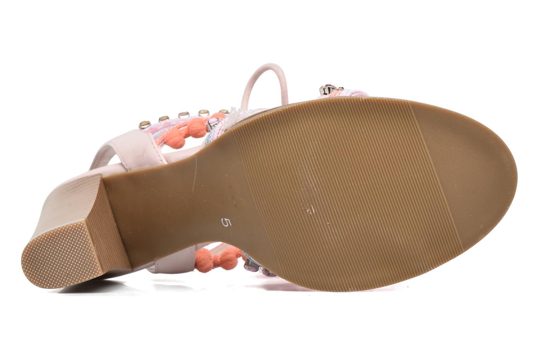 Sandales et nu-pieds Dorothy Perkins Selfie Multicolore vue haut