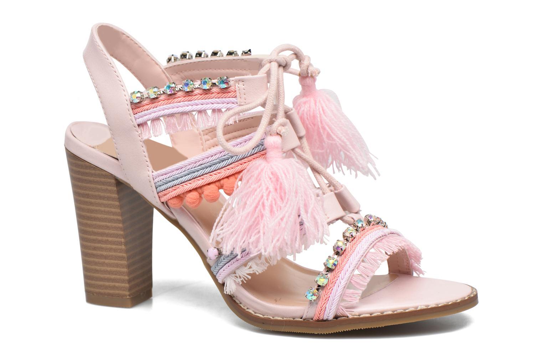 Sandales et nu-pieds Dorothy Perkins Selfie Multicolore vue détail/paire