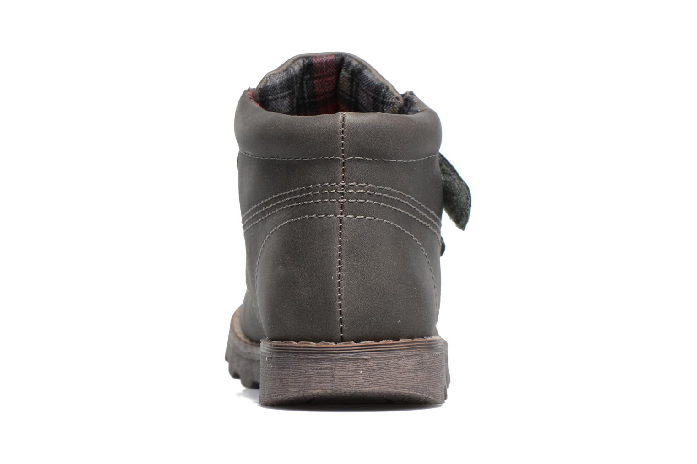 Bottines et boots Xti Stimi 53333 Gris vue droite
