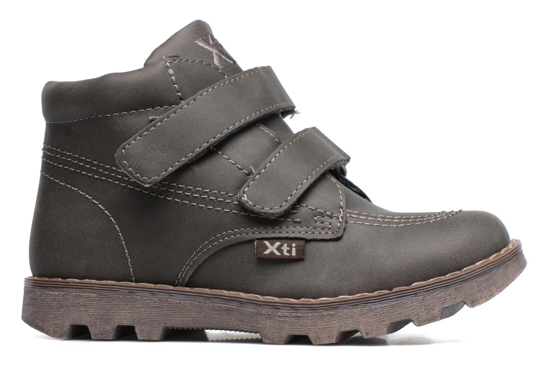 Bottines et boots Xti Stimi 53333 Gris vue derrière
