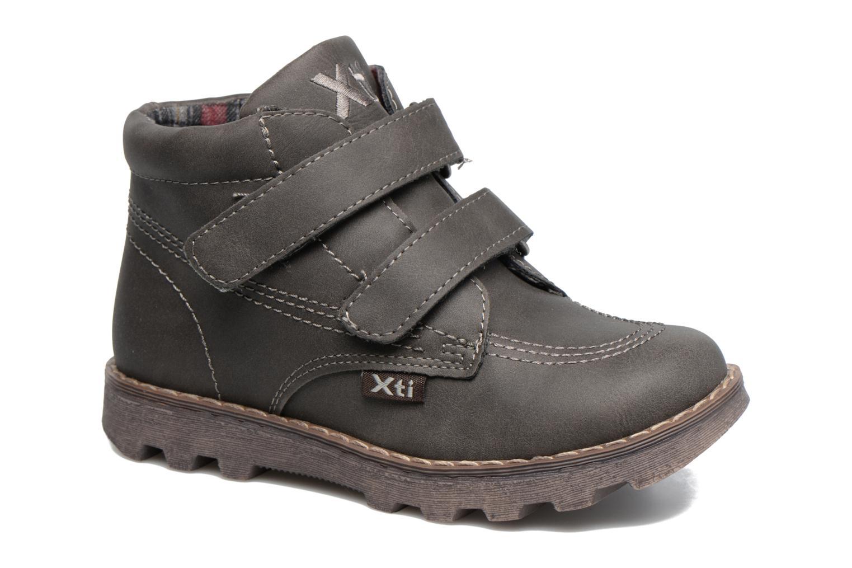 Bottines et boots Xti Stimi 53333 Gris vue détail/paire