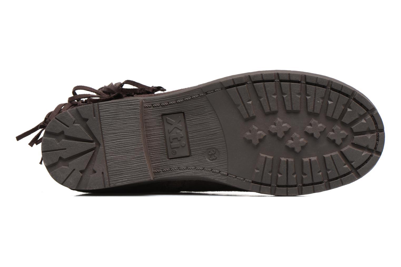 Bottines et boots Xti Stabil 53819 Marron vue haut