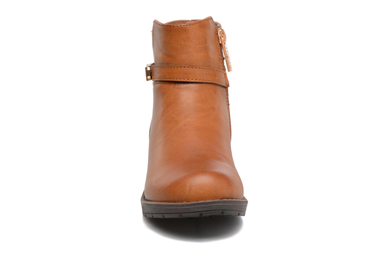 Bottines et boots Xti Helpona 53835 Marron vue portées chaussures
