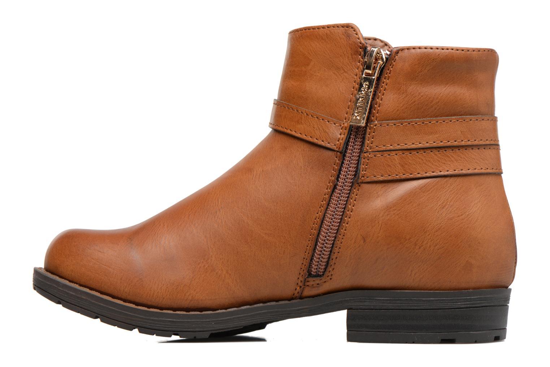 Bottines et boots Xti Helpona 53835 Marron vue face