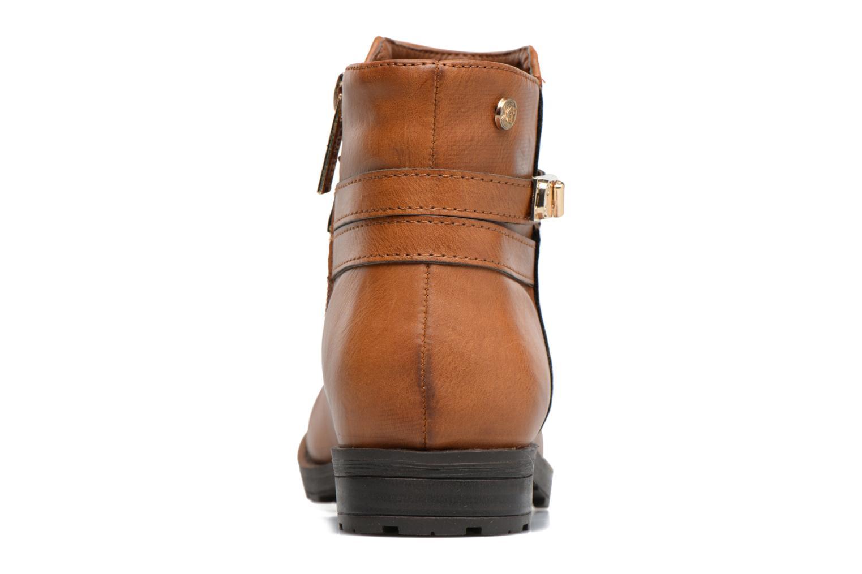 Bottines et boots Xti Helpona 53835 Marron vue droite