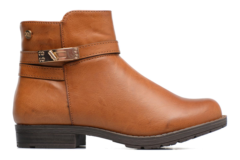 Bottines et boots Xti Helpona 53835 Marron vue derrière