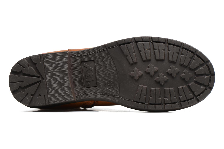Bottines et boots Xti Helpona 53835 Marron vue haut