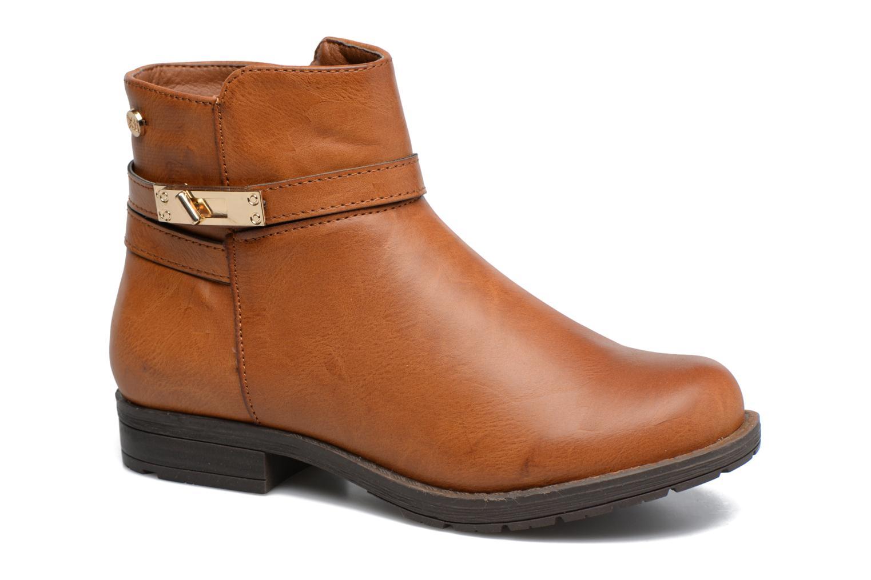 Bottines et boots Xti Helpona 53835 Marron vue détail/paire