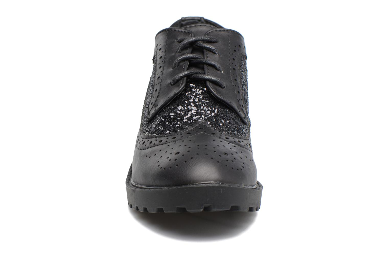 Chaussures à lacets Xti Mistic 53838 Noir vue portées chaussures