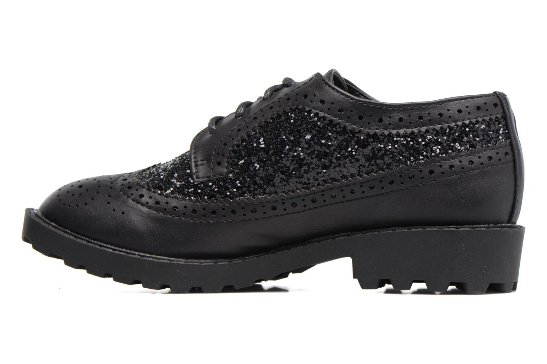 Chaussures à lacets Xti Mistic 53838 Noir vue face
