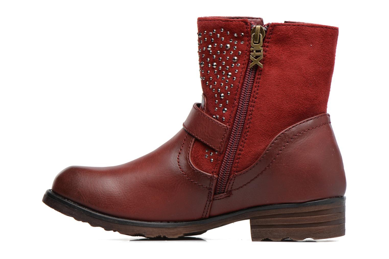 Bottines et boots Xti Mag 53857 Rouge vue face