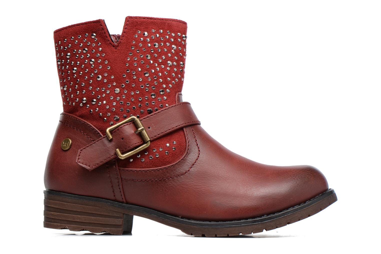 Bottines et boots Xti Mag 53857 Rouge vue derrière