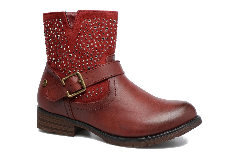 Bottines et boots Xti Mag 53857 Rouge vue détail/paire