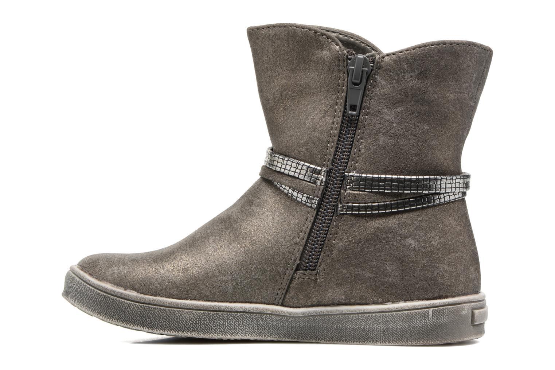Bottines et boots Xti Toma 53910 Noir vue face