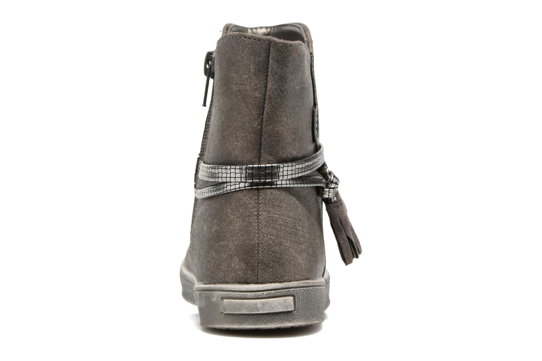 Bottines et boots Xti Toma 53910 Noir vue droite