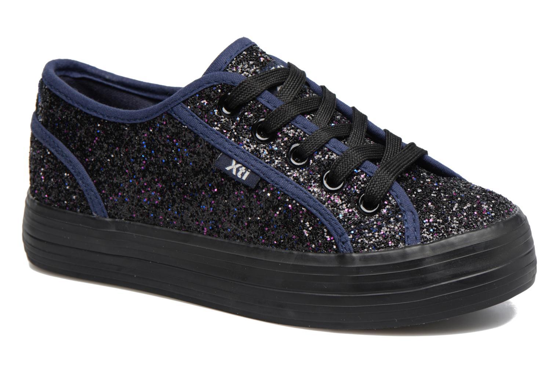 Segi 53954 Navy glitter
