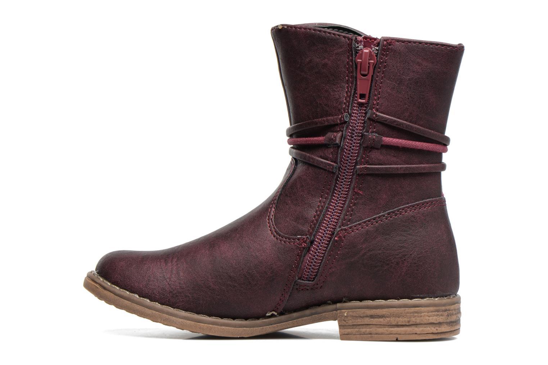 Bottines et boots Xti Koli 54055 Bordeaux vue face