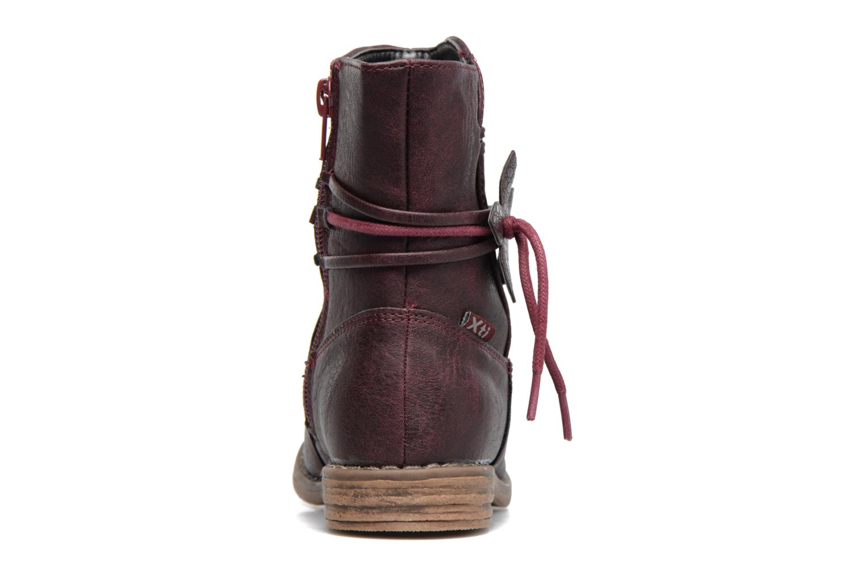 Bottines et boots Xti Koli 54055 Bordeaux vue droite