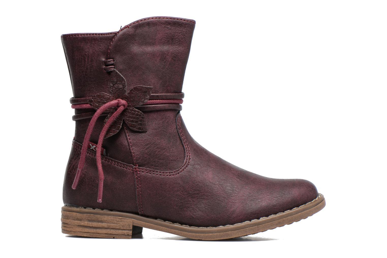 Bottines et boots Xti Koli 54055 Bordeaux vue derrière