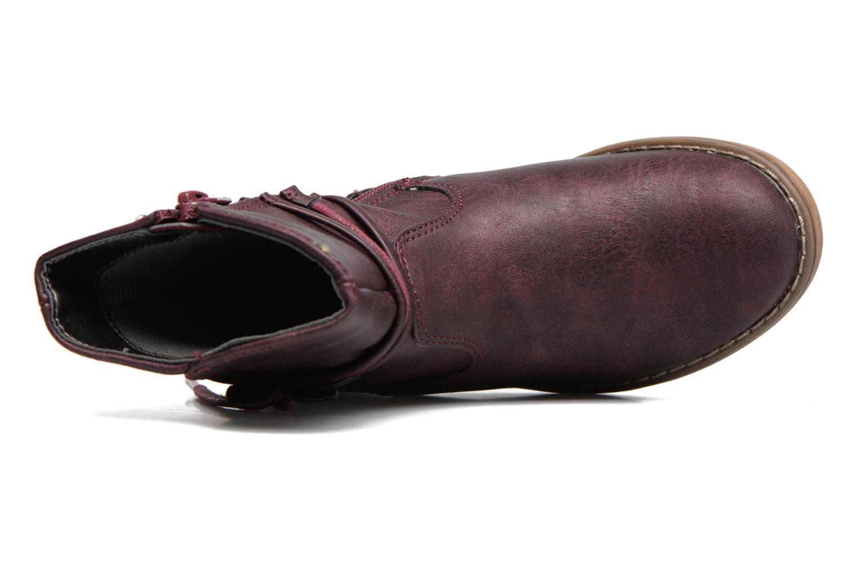 Bottines et boots Xti Koli 54055 Bordeaux vue gauche
