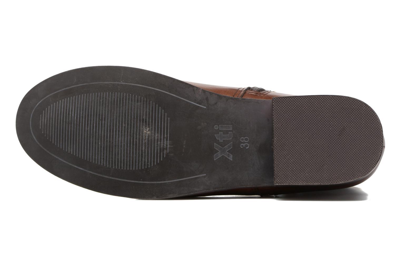 Bottines et boots Xti Dixi 46010 Marron vue haut