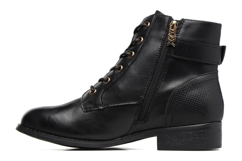 Bottines et boots Xti Este 46189 Noir vue face