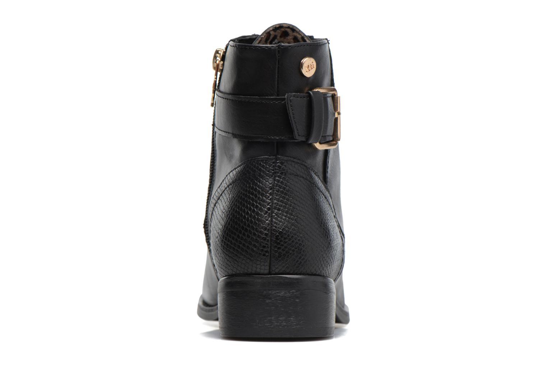 Bottines et boots Xti Este 46189 Noir vue droite