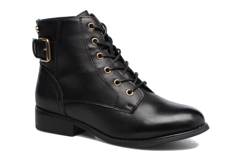 Bottines et boots Xti Este 46189 Noir vue détail/paire