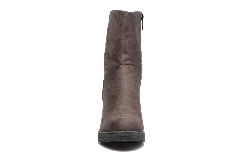 Bottines et boots Xti Ninau 46252 Gris vue portées chaussures