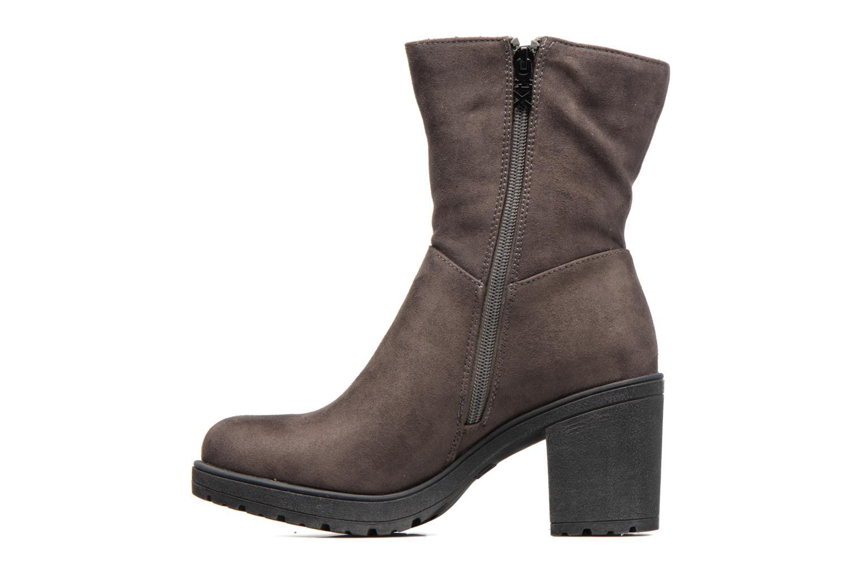Bottines et boots Xti Ninau 46252 Gris vue face