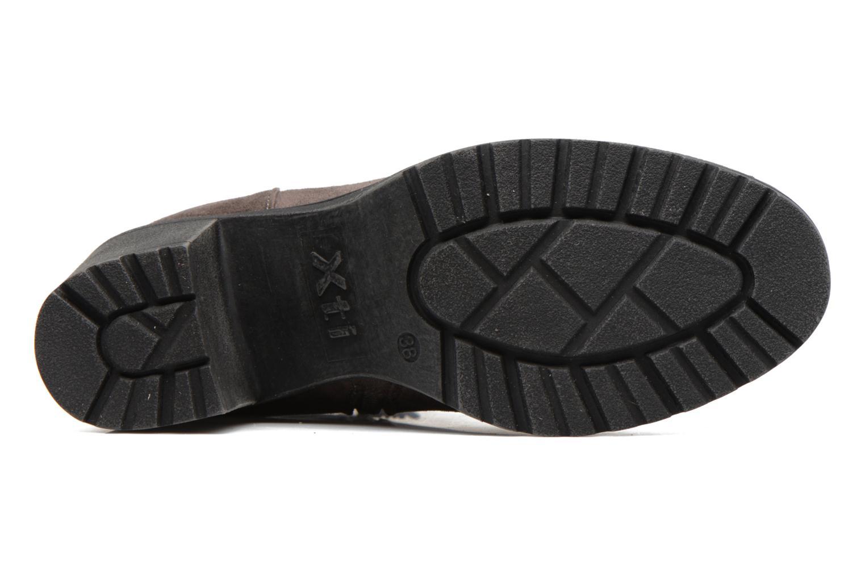 Bottines et boots Xti Ninau 46252 Gris vue haut