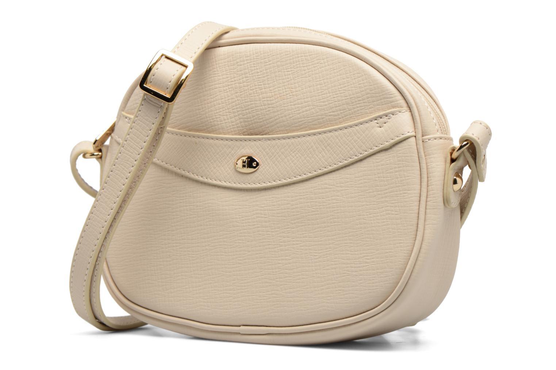 Handbags Hexagona Cercle Beige model view