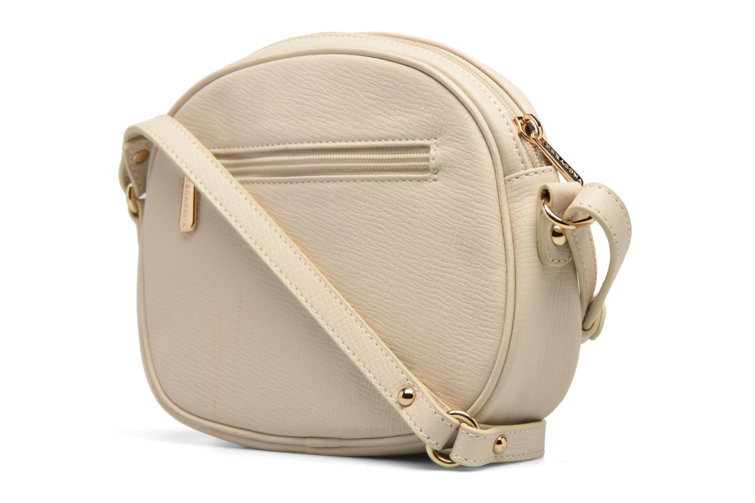 Handbags Hexagona Cercle Beige view from the right