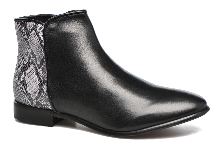 Bottines et boots Georgia Rose Anouser Noir vue détail/paire