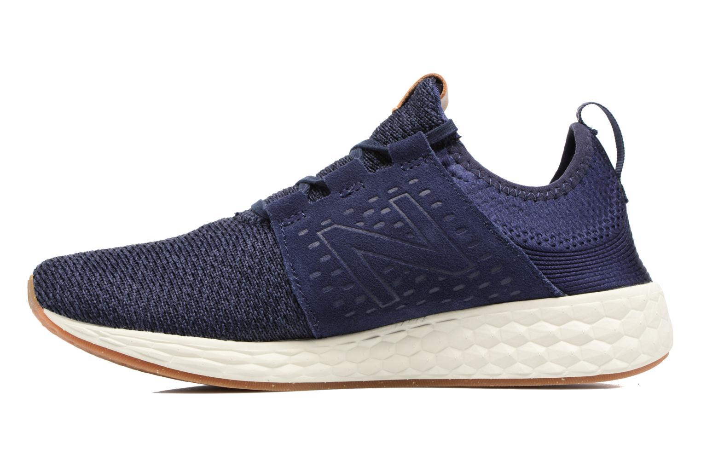 Chaussures de sport New Balance MCRUZ Bleu vue face