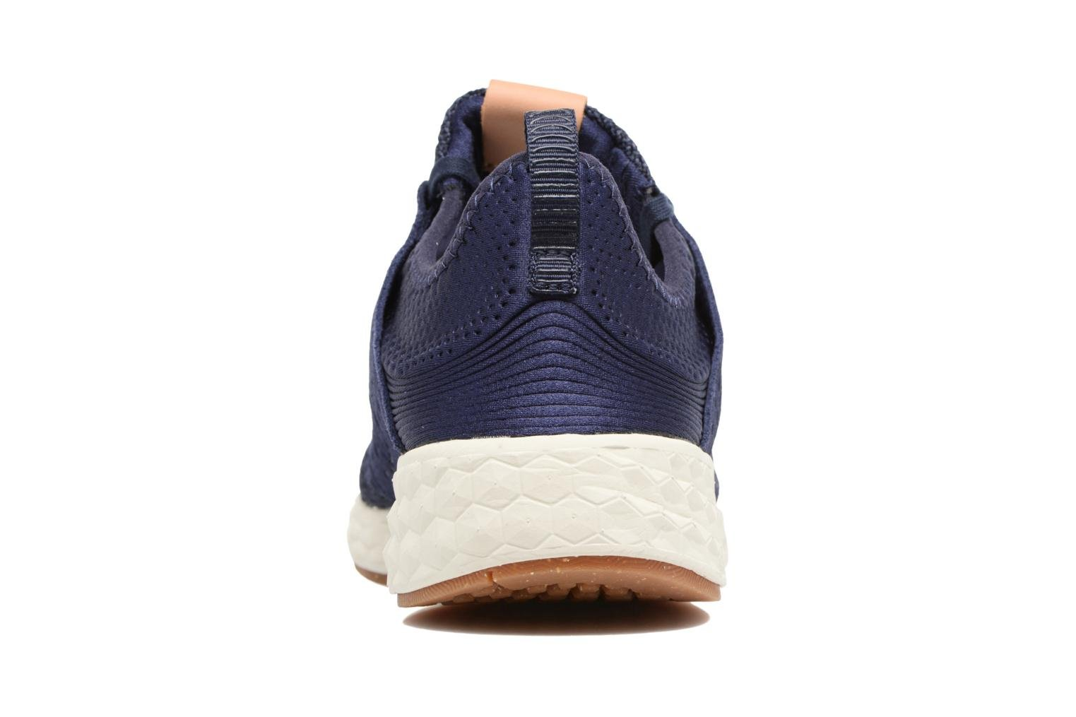 Sport shoes New Balance MCRUZ Blue view from the right