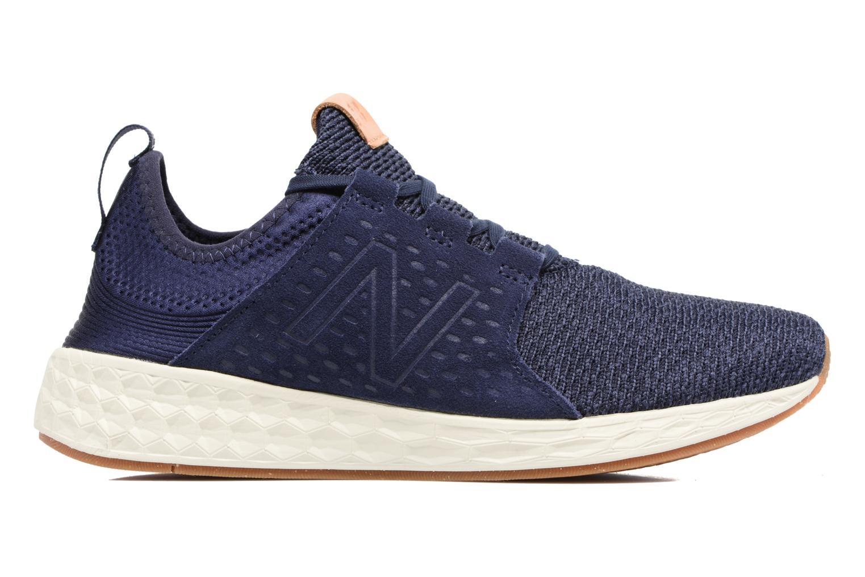 Chaussures de sport New Balance MCRUZ Bleu vue derrière