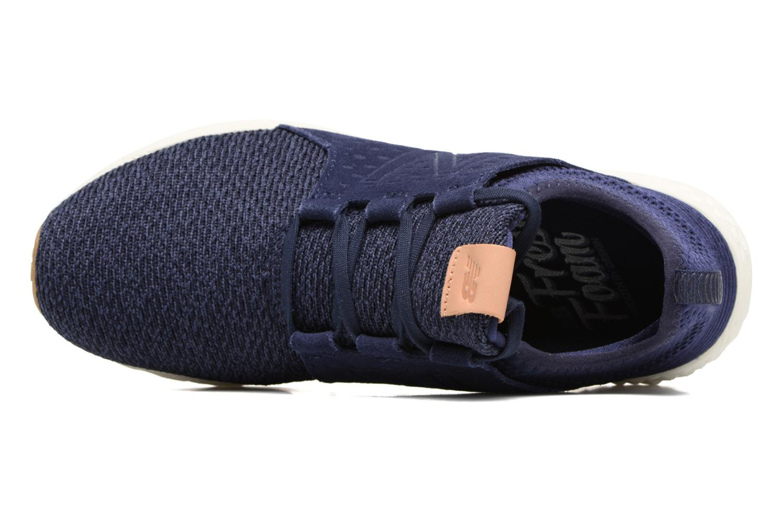 Sportschoenen New Balance MCRUZ Blauw links