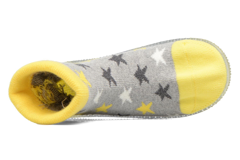 Chaussettes et collants SARENZA POP Chaussons Chaussettes POP  Slippers Jaune vue gauche