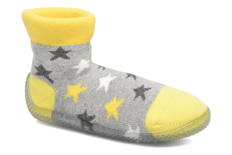 Chaussettes et collants SARENZA POP Chaussons Chaussettes POP  Slippers Jaune vue détail/paire