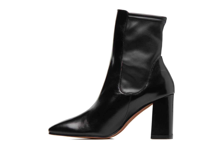 Bottines et boots Elizabeth Stuart Pidgi 180 Noir vue face