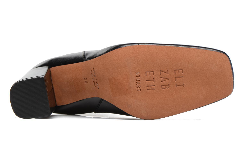 Bottines et boots Elizabeth Stuart Pidgi 180 Noir vue haut