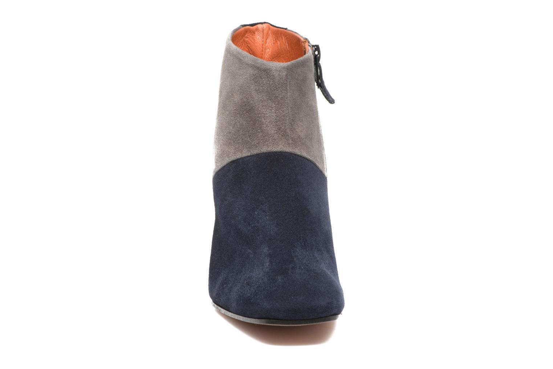 Bottines et boots Elizabeth Stuart Picola 300/3 Bleu vue portées chaussures